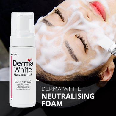 BB Glow STAYVE Dermawhite Neutralizing Foam