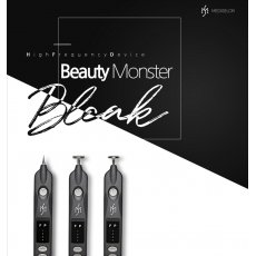 Beauty Monster Black plasma pen