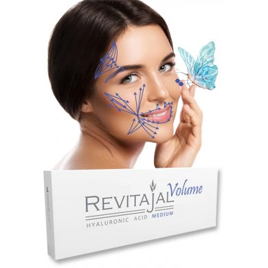 Revitajal Lip Filler Volume medium 2x1ml