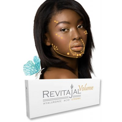 Revitajal Lip Filler Volume strong 2x1ml