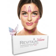 Revitajal Lip Filler Volume thin 2x1ml