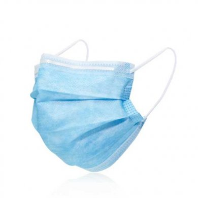 Surgical Face Blue Mask Pack of 50