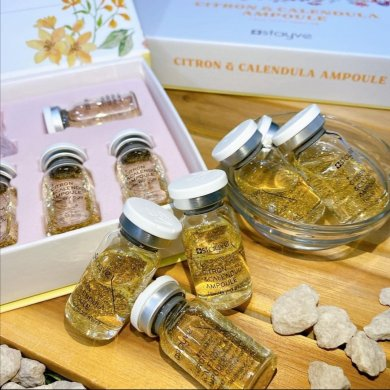 STAYVE Citron and Calendula Ampoule